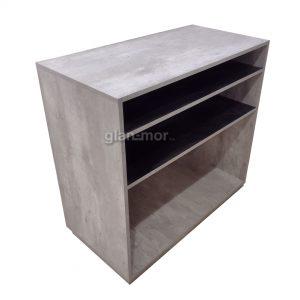 mostrador laminado cemento